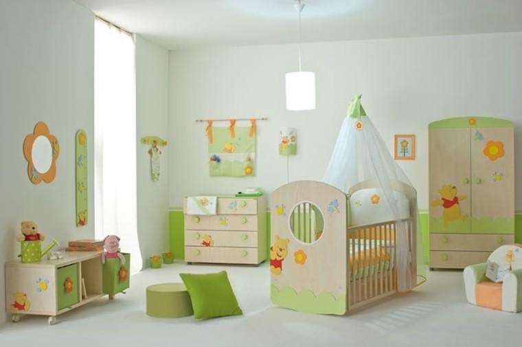 cuarto de bebe winnie puh