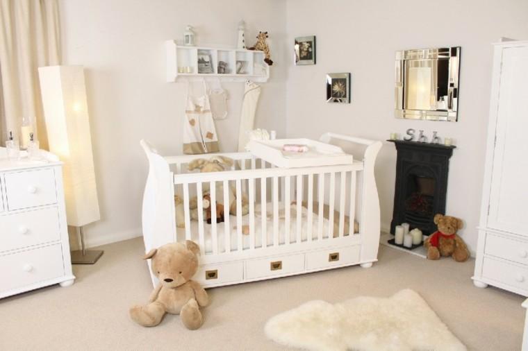 cuarto de bebe retro