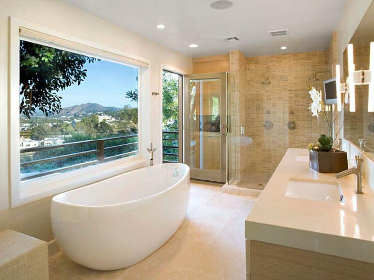 cuartos de baño modernos soluciones estilos vista