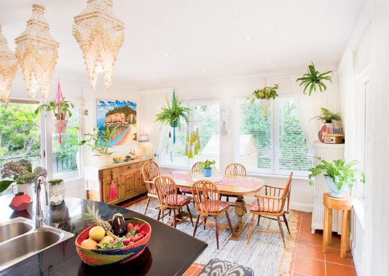Decoracion de interiores con plantas colgantes - Macetas interiores decoracion ...