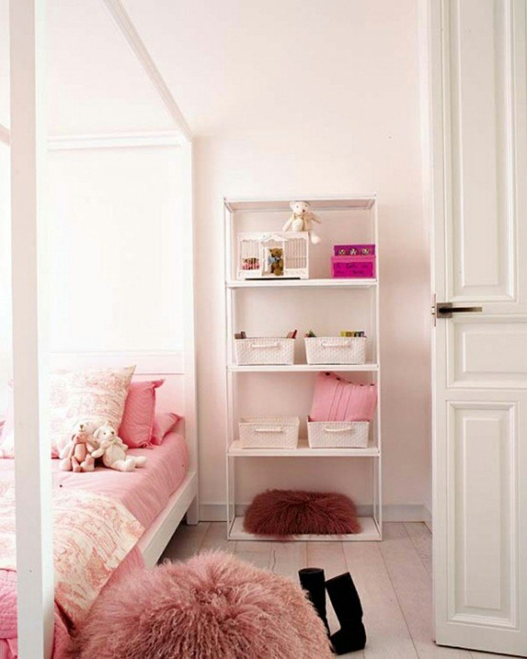 decorar habitacion color rosa