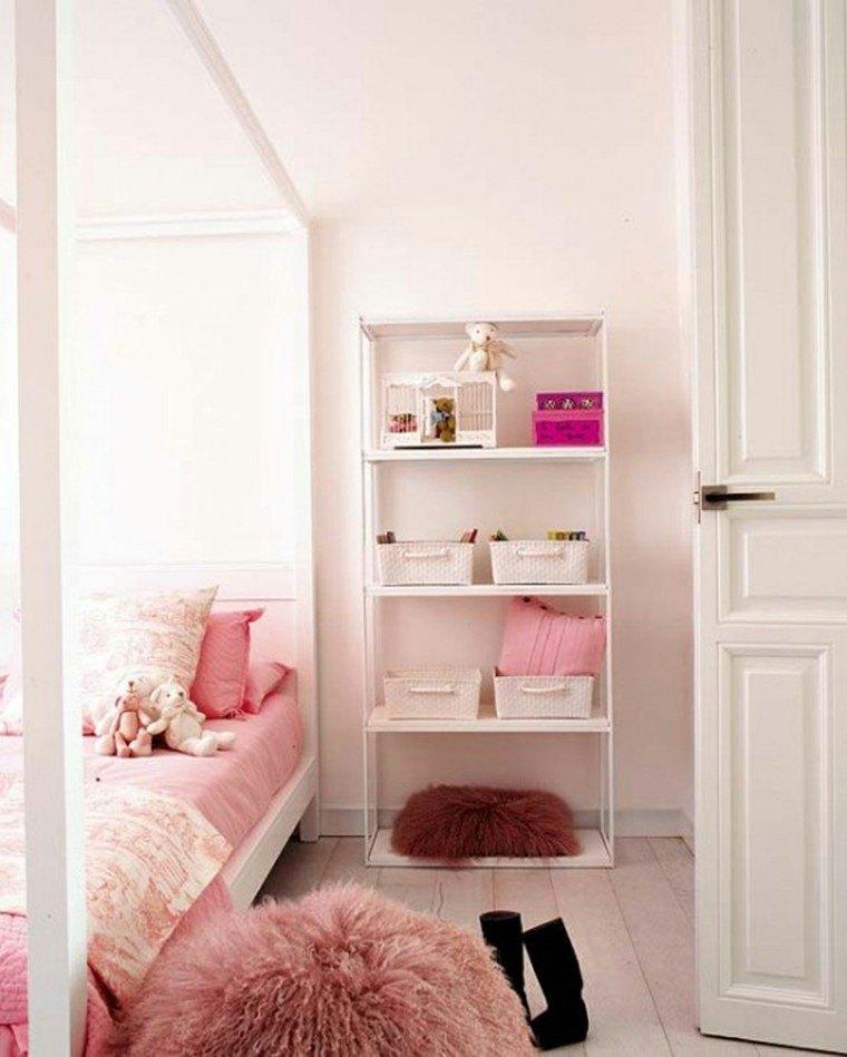 decorar habitacion color rosa