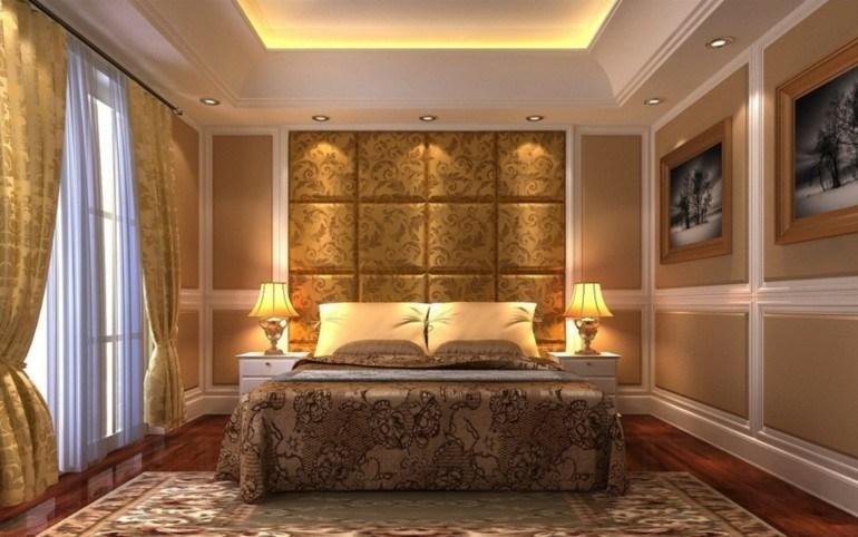 Lamparas de dormitorio ideas y dise os originales - Lamparas mesillas de noche ...