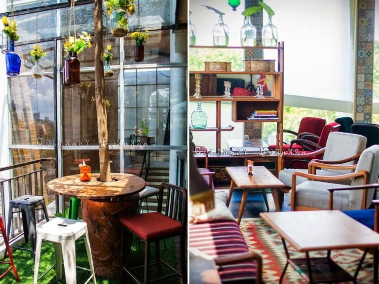 Decorar terrazas las treinta y ocho ideas m s modernas - Muebles para terraza pequena ...