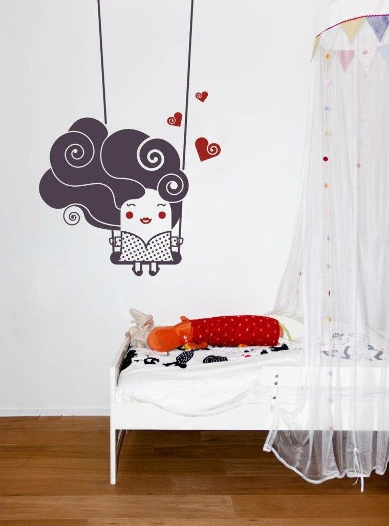 decoración pared pegatinas vinilo