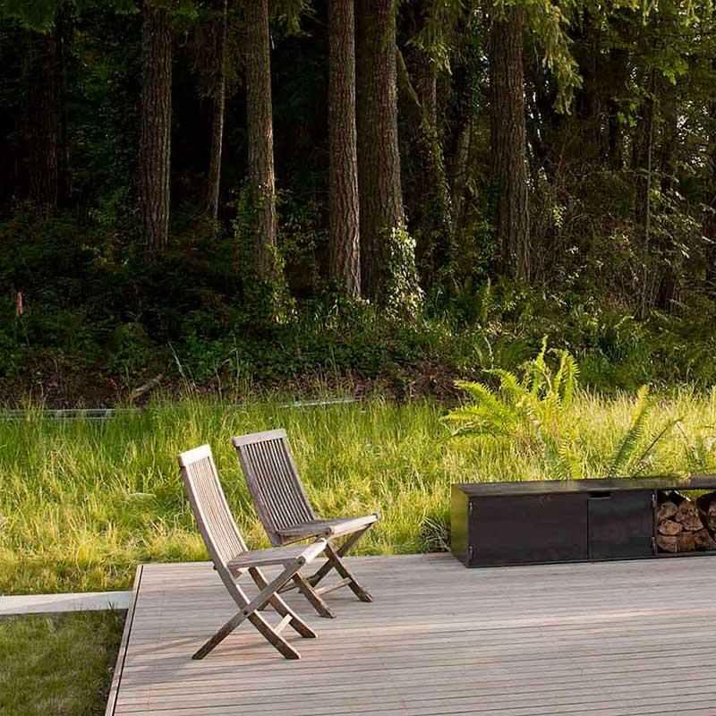 platafprma madera muebles sillas
