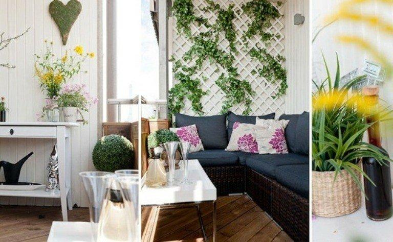 decorar terrazas estilo moderno