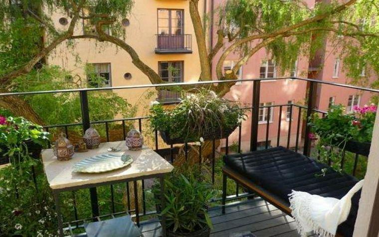 Banco para terraza el asiento perfecto para el exterior for Asientos para terrazas