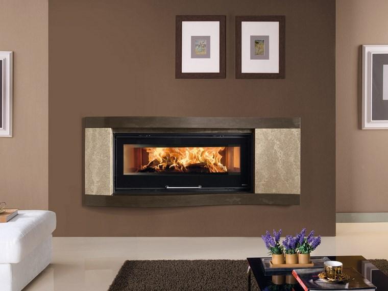 Decoracion chimeneas modernas para decorar y calentar - La chimenea muebles ...