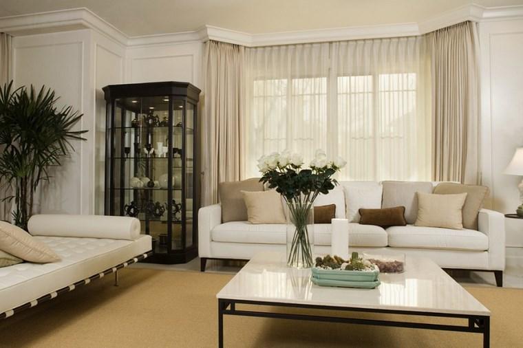 Decoracion de salones modernos 57 ideas originales - Salones con estilo moderno ...