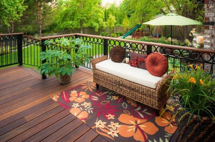 Ideas De Decoracin Para La Terraza Decoracin Terrazas