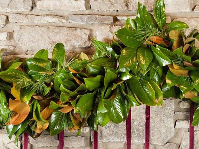 decoracion navidad estilo detalles paredes