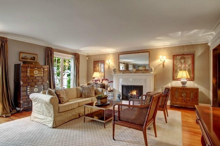 Decoracion de salones modernos 57 ideas originales - Muebles de salon originales ...
