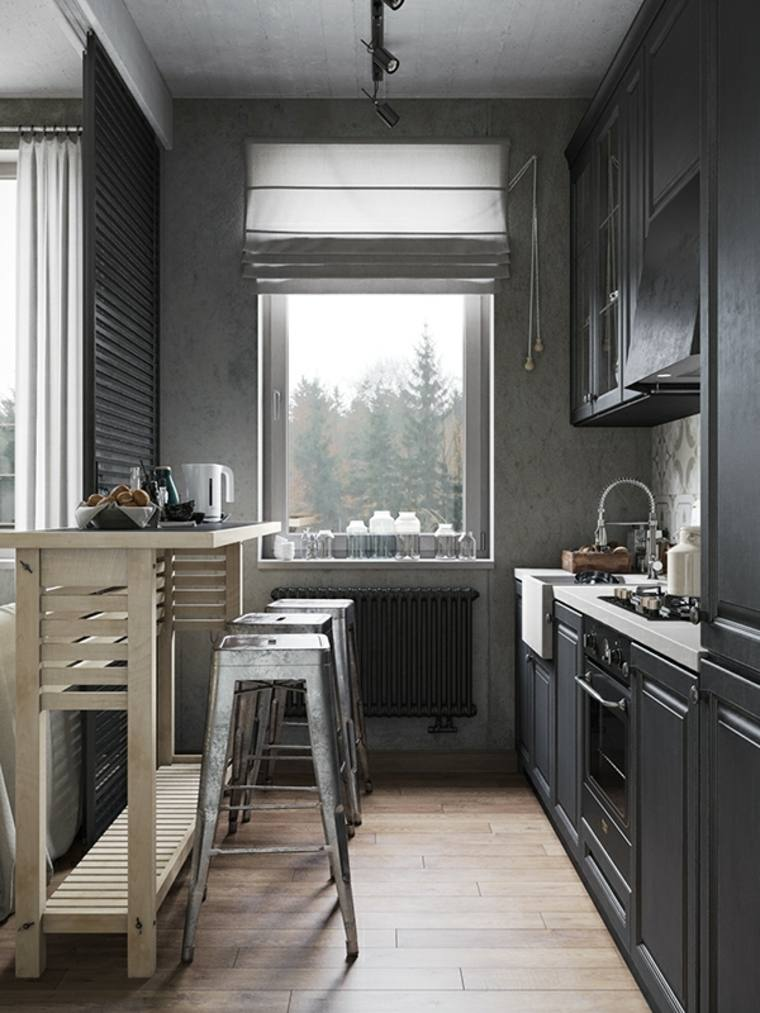 Decoraciones de cocinas sencillas ideas para el hogar - Deco open keuken ...
