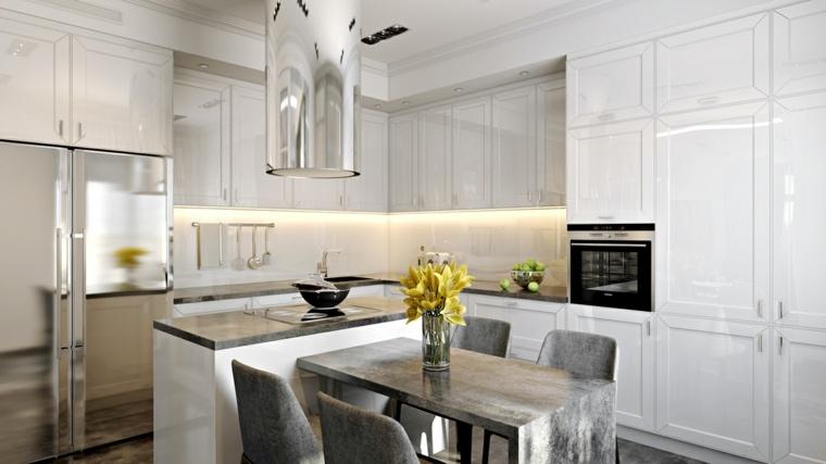Decoraciones de cocinas sencillas ideas para el hogar - Decoraciones cocinas pequenas ...