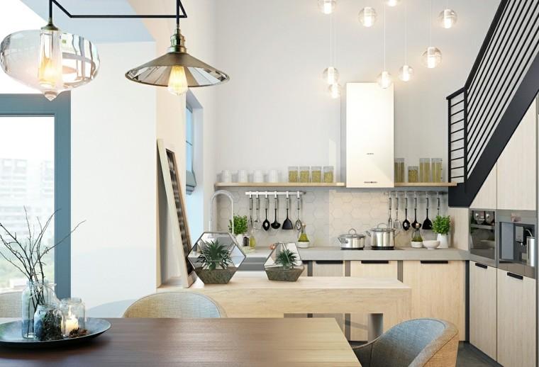 Decoraciones de cocinas sencillas ideas para el hogar for Decoraciones sencillas para el hogar
