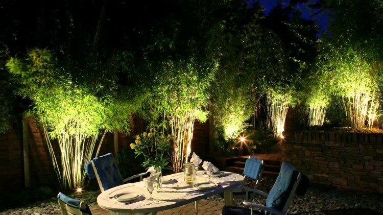 decorado estilos casas idea comedor bambu