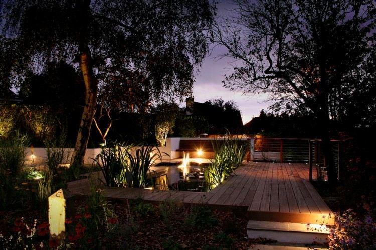 decorado estilos casas patio plantas