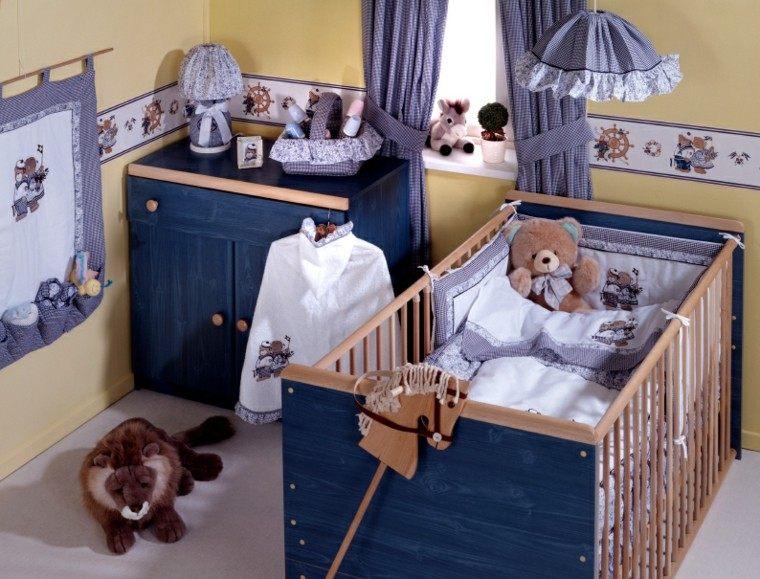 Decorar habitacion bebe y opciones para muebles for Habitacion completa bebe boy