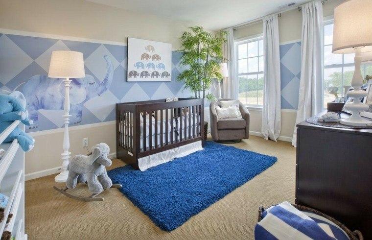 decoracion habitacion bebe elefantes ideas