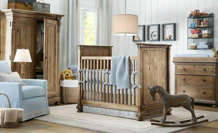 Casas De Decoracion En Caballito ~ decorar habitacion bebe muebles madera caballito ideas