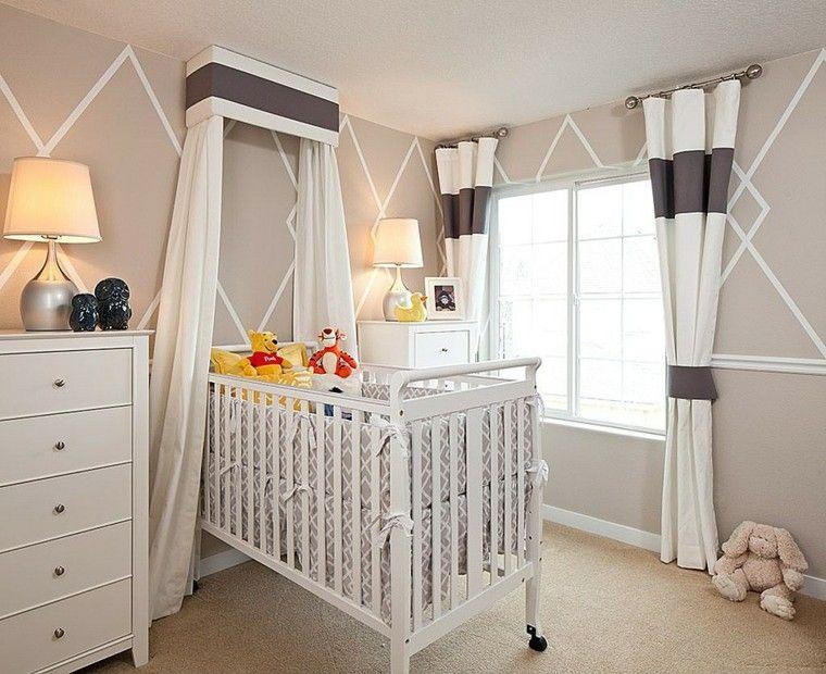 decora habitacion bebe neutral precioso ideas