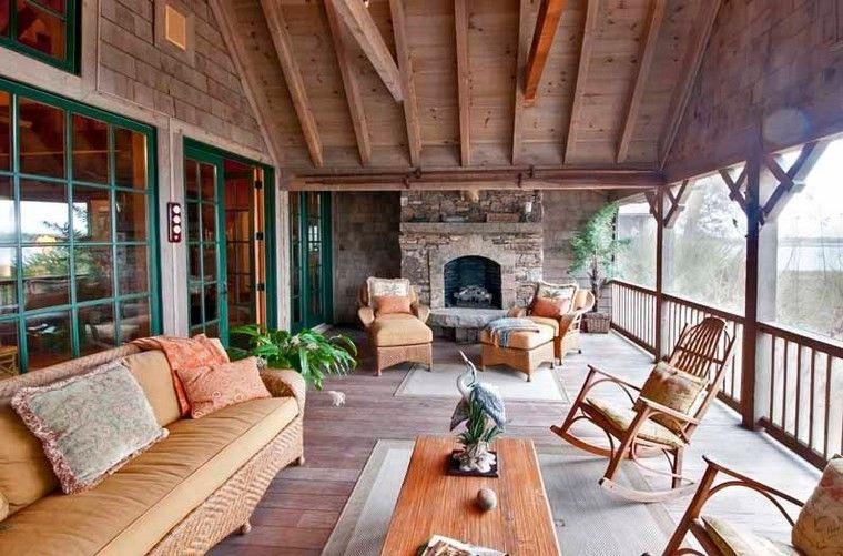 Como decorar una terraza con muebles originales for Terrazas pequenas rusticas