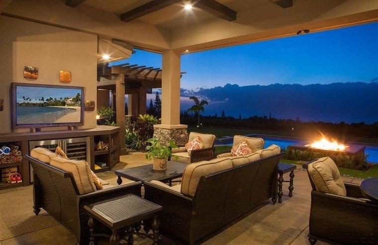 Como decorar una terraza con muebles originales for Disenos terrazas modernas fotos