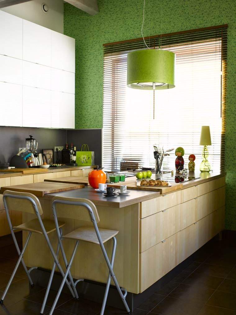 detalles verde soluciones acentos vivos diseño