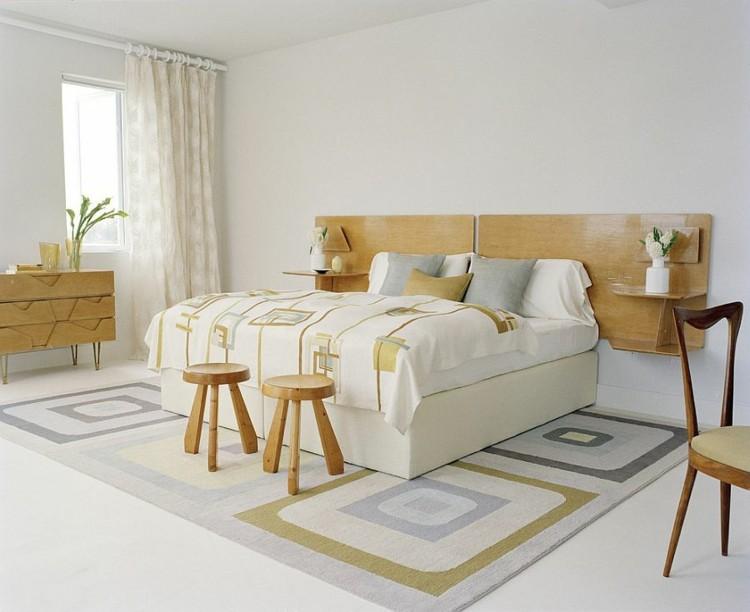 diseño original taburetes madera