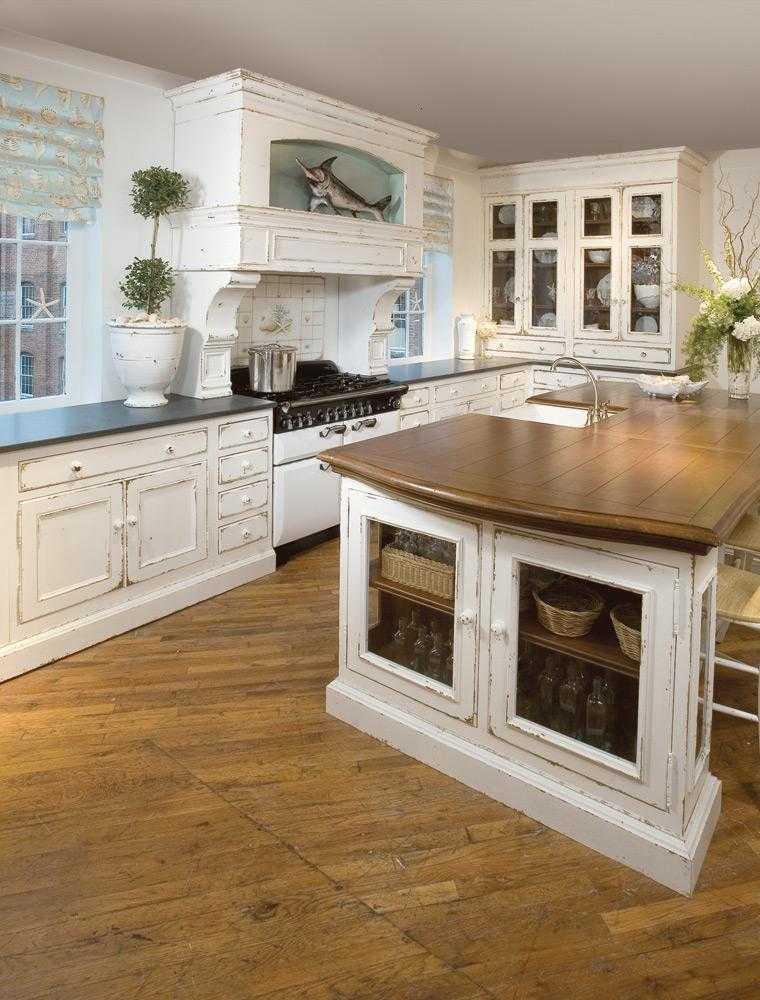 diseño cocina estilo Shabby