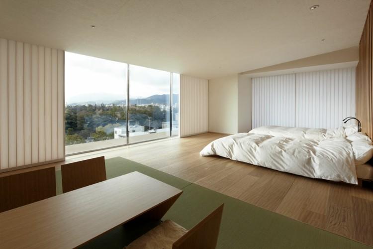 diseño de moda para habitaciones madera