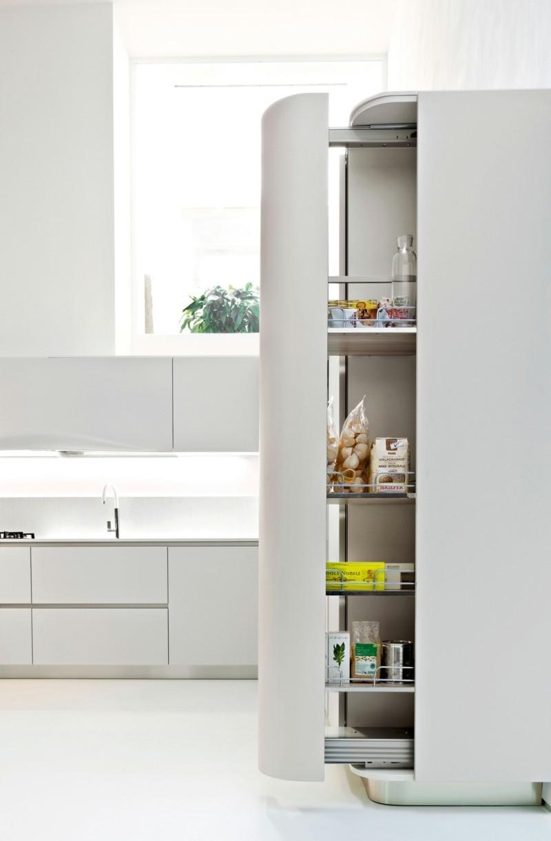 diseño frigorífico moderno snaidero