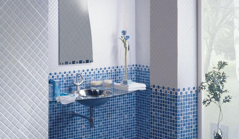 Azulejos Para Baño Porcelanite:Gresite baños – revestimientos que crean ambientes