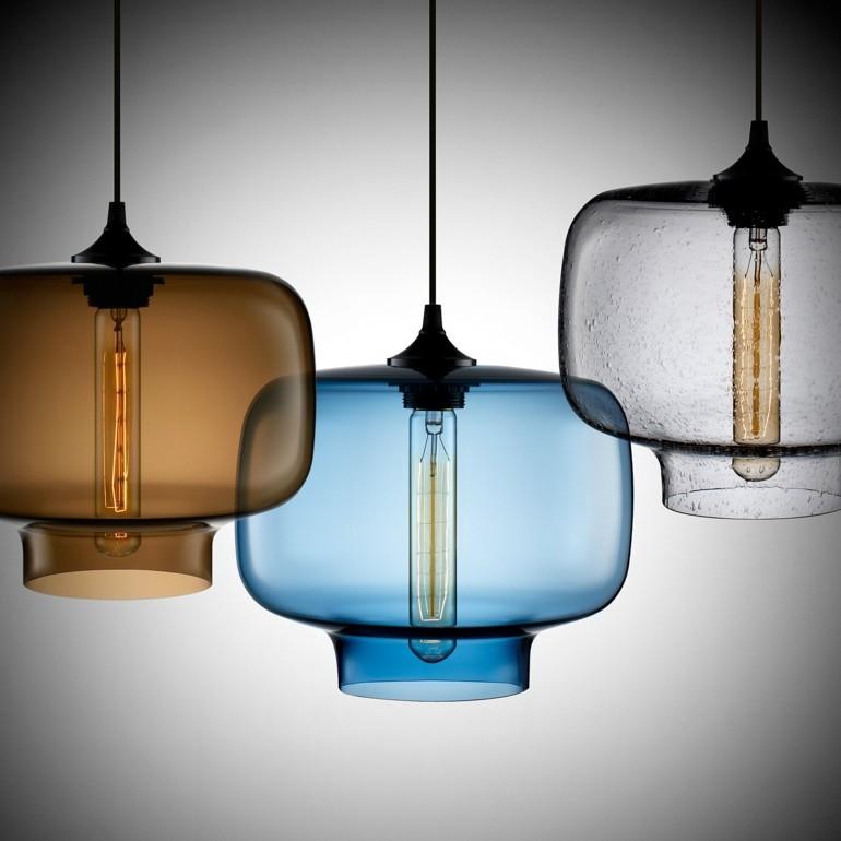 diseño estilo moderno lamparas colgantes