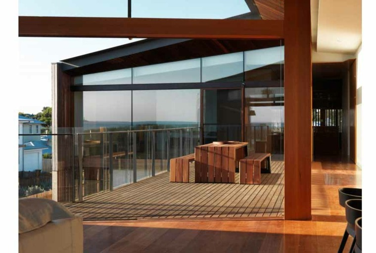 diseño moderno madera obra mesa