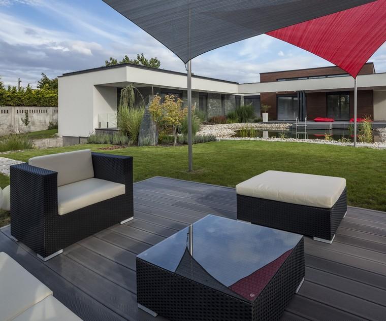 Terrazas cubiertas decoracion y dise o 48 ideas for Cubiertas minimalistas