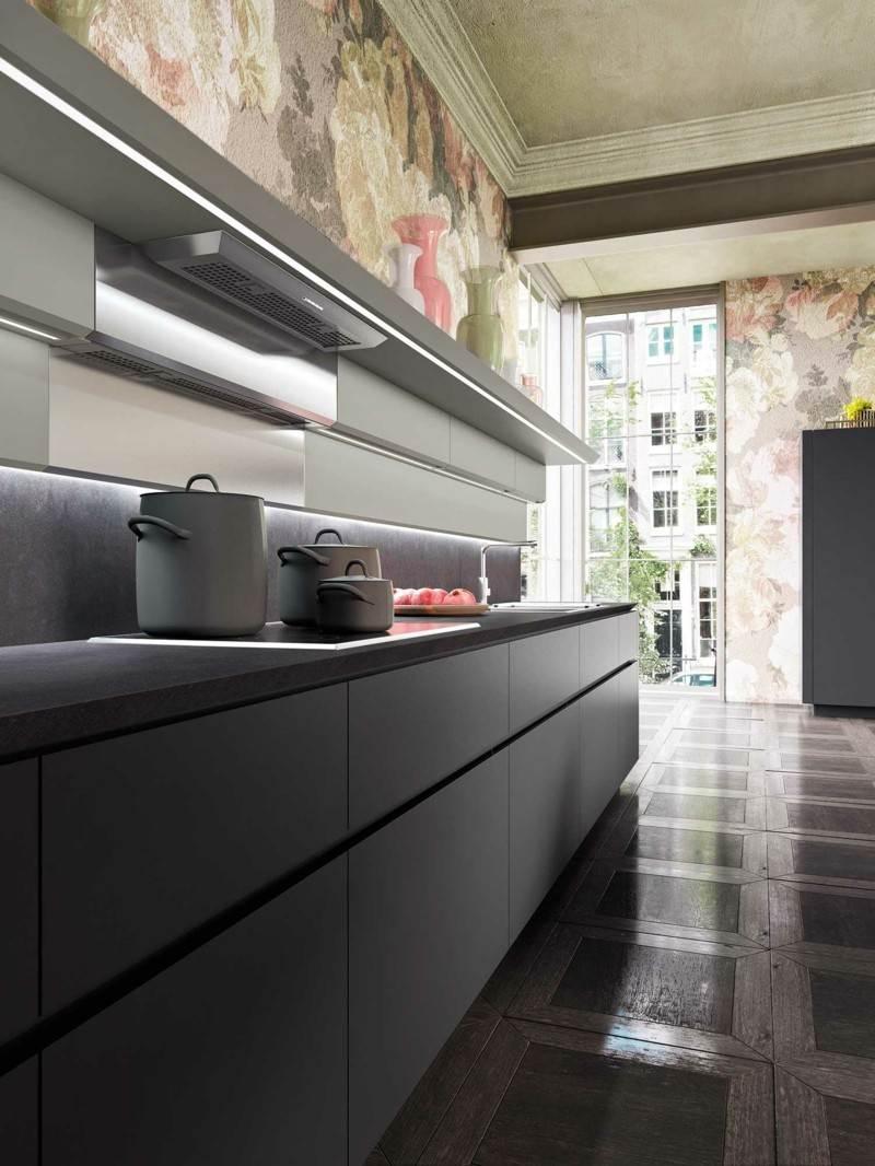 diseño muebles cocina minimalistas