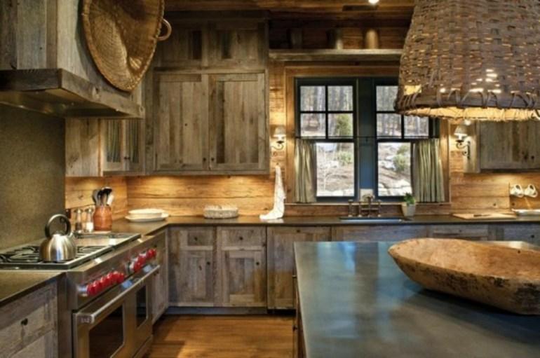 cocinas rusticas de pino. muebles de cocina rsticos en ...