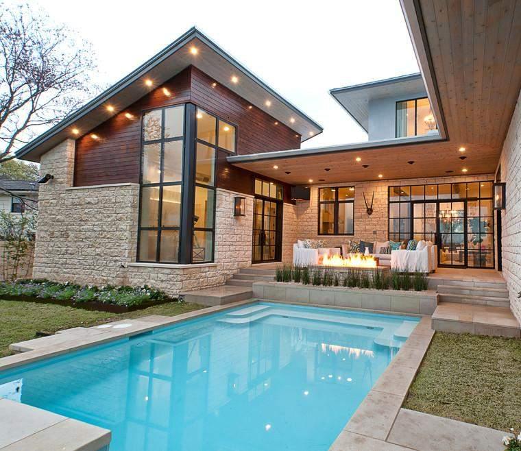 diseño decoración lujosa terraza