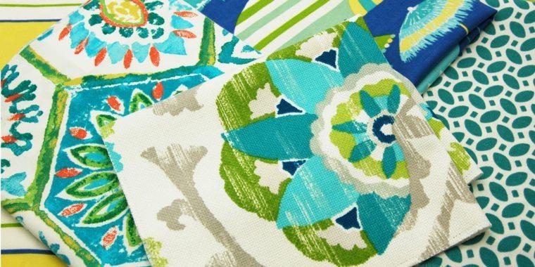 vivid color printed designs