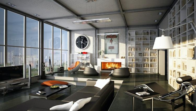 diseños estilos casa decorado colores cristales