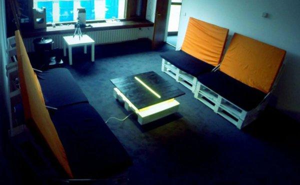 muebles interior estilo minimalista