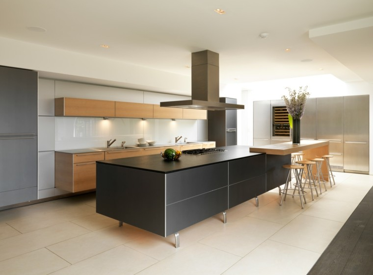 Dise os de cocinas ideas originales para inspirarse - Cocinas espectaculares ...