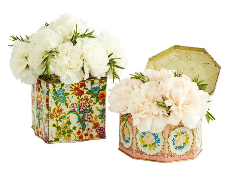 diy cajas metales ideas minimalista