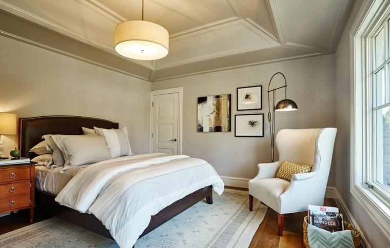 Dormitorios matrimonio modernos clasicos vintage y m s - Sillon para dormitorio ...