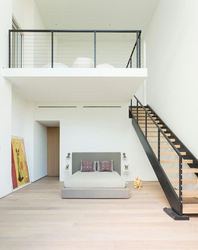 dormitorio matrimonio moderno minimalista original ideas