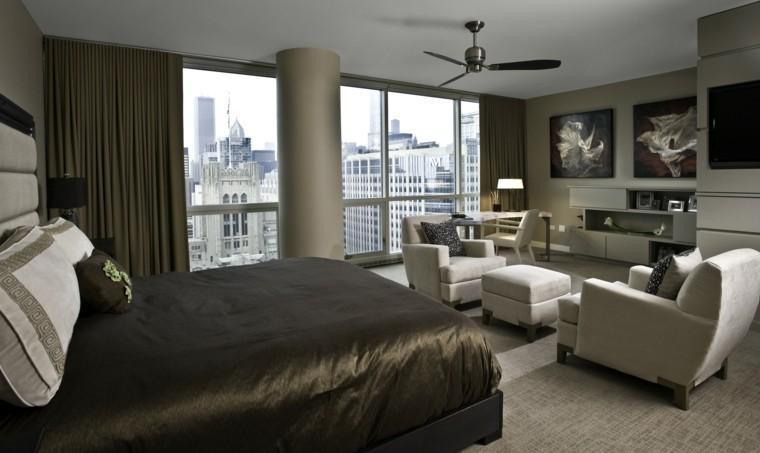 Dormitorios matrimonio modernos clasicos vintage y m s for Ropa cama matrimonio