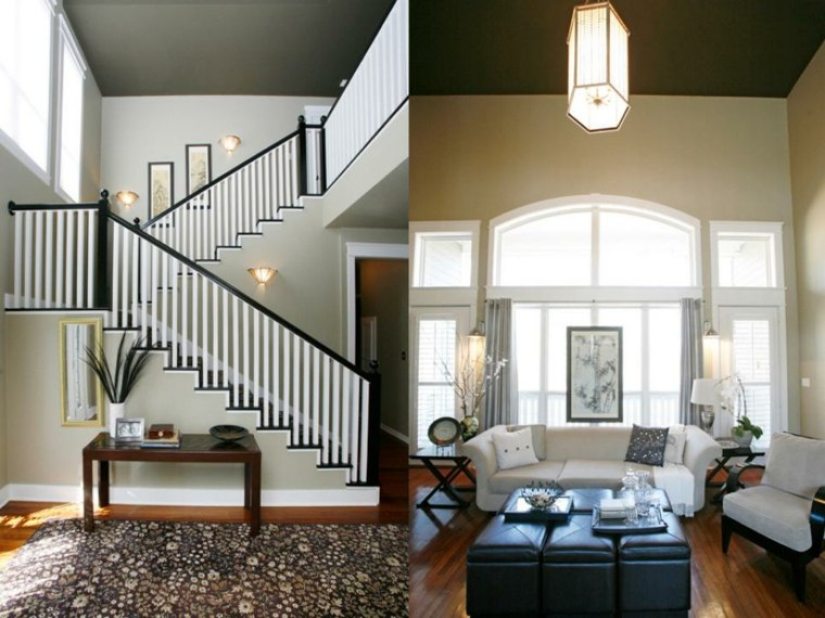 escaleras habitaciones detalles ideas calidos