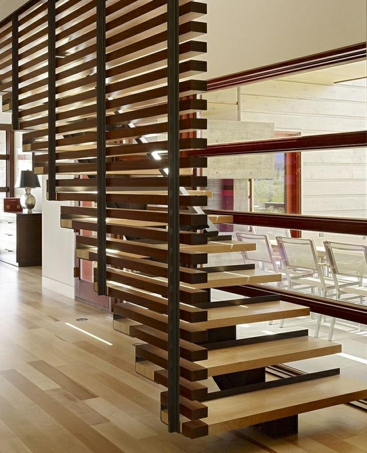 escaleras salones soluciones metales mesas